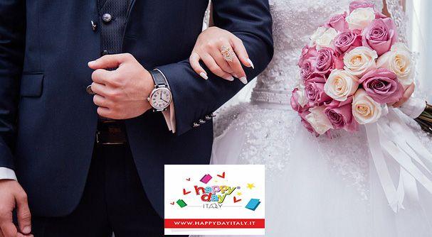 Happy Day Italy offerta biglietti auguri matrimonio - occasione auguri comunione Napoli