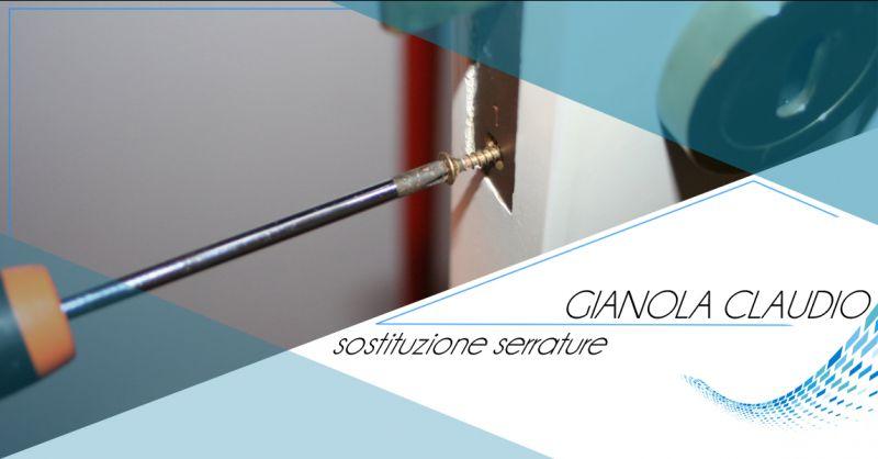 Offerta servizio rapido sostituzione serrature a Torino - Gianola Claudio