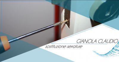 offerta servizio rapido sostituzione serrature a torino gianola claudio