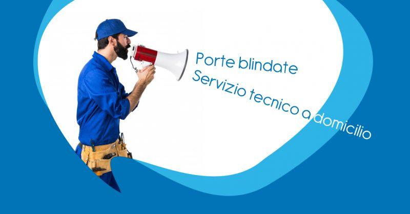 Offerta porte blindate servizio tecnico specializzato a domicilio Torino - Gianola Claudio