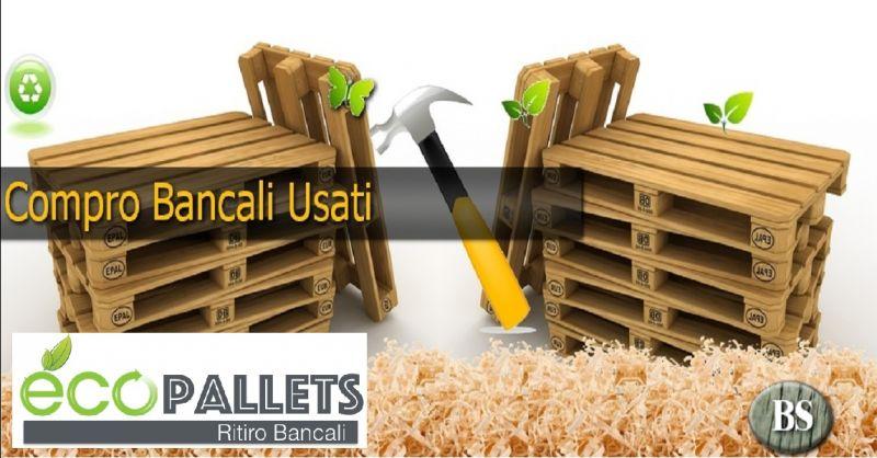 offerta ECOPALLETS vendita pallets a Verona - occasione riparazioni bancali usati a Verona