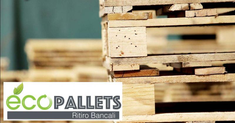 ECOPALLETS offerta bancali Epal usati a Verona - occasione vendita pallets Epal usati a Verona