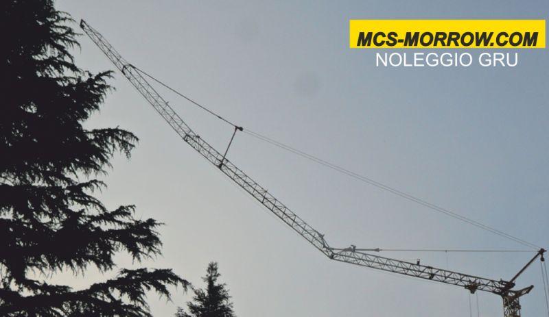 offerta noleggio gru snelle city cranes-promozione collaudo gru automontanti
