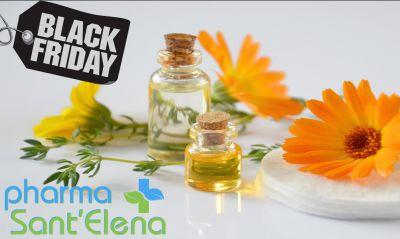 promozione black friday cosmetica offerta ecommerce farmacia sconti prodotti benessere