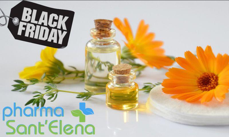Promozione black Friday cosmetica - offerta ecommerce farmacia sconti prodotti benessere