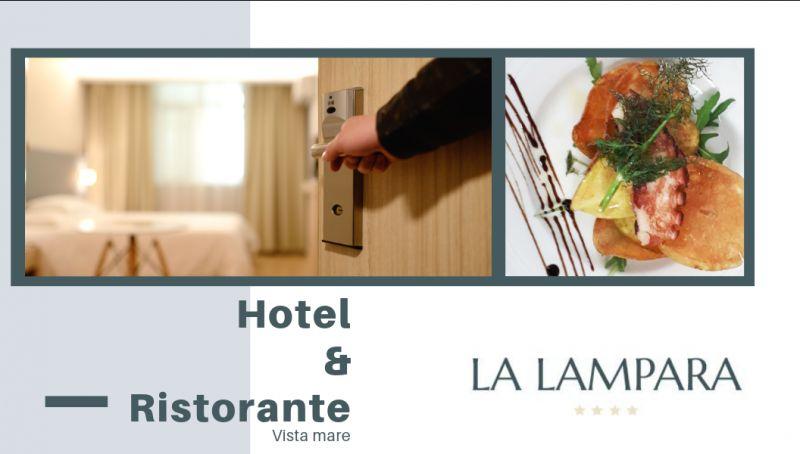 La Lampara Offerta ristorante di pesce catanzaro - offerta hotel vista mare gizzeria