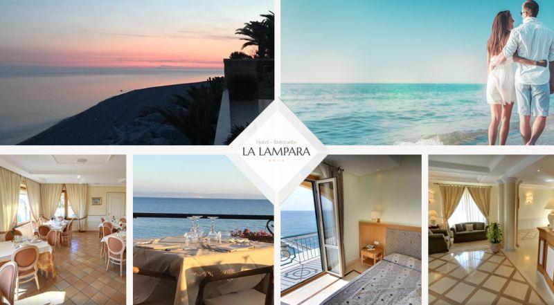 Hotel Ristorante La Lampara - Offerta albergo vista mare Gizzeria Catanzaro – Promozione hotel ristorante piatti tipici calabresi
