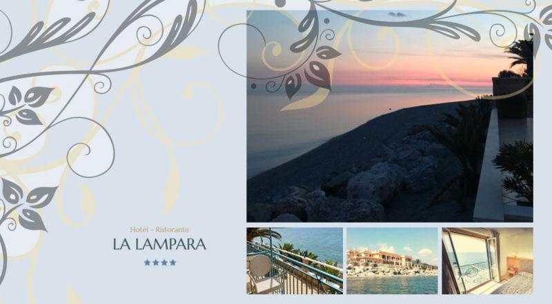 Hotel Ristorante La Lampara - offerta hotel ristorante a 4 stelle fronte mare a Capo Suvero catanzaro