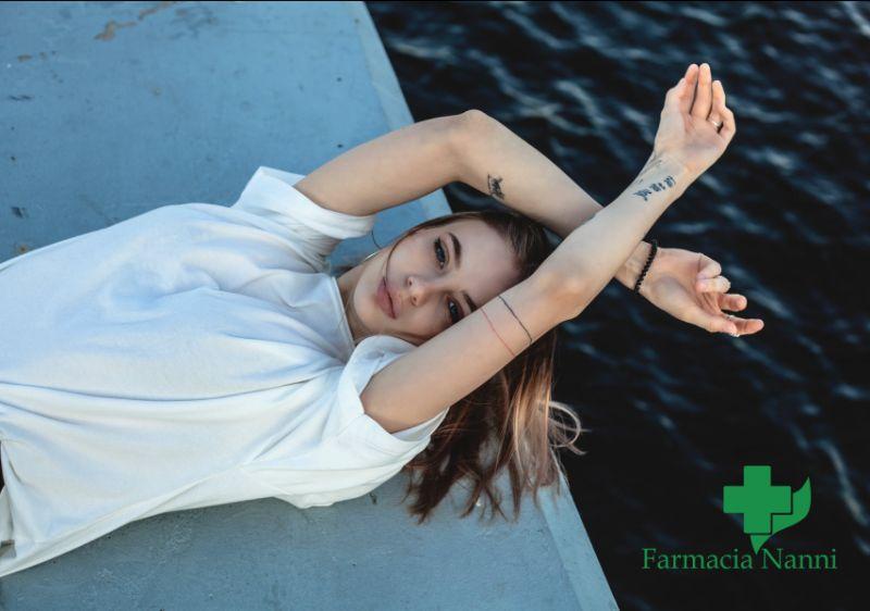 FARMACIA NANNI offerta deodoranti lichtena - promozione tinte bioscalin nutri color torre de roveri