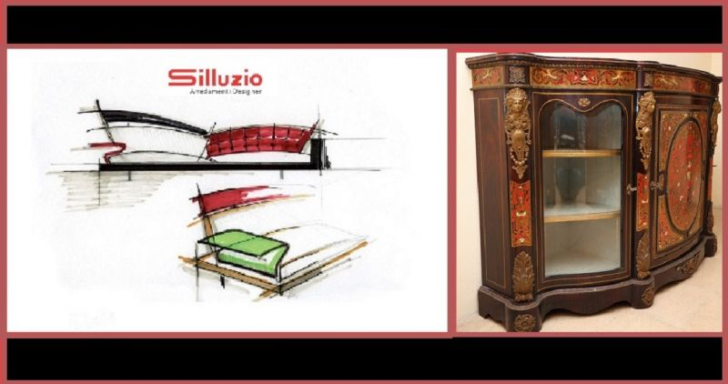 Silluzio offer luxury furniture made in italy - occasion sale of fine furniture made in italy