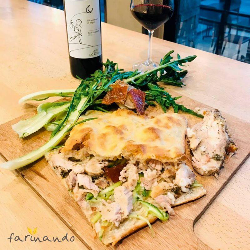 FARINANDO SAN BENEDETTO - offerta  Pizzeria San Benedetto