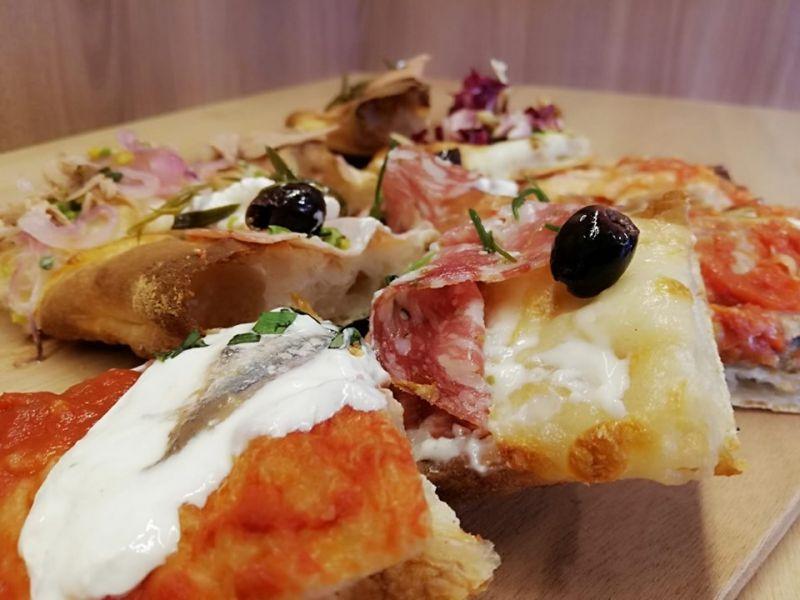 FARINANDO - offerta Pizza al taglio San Savino