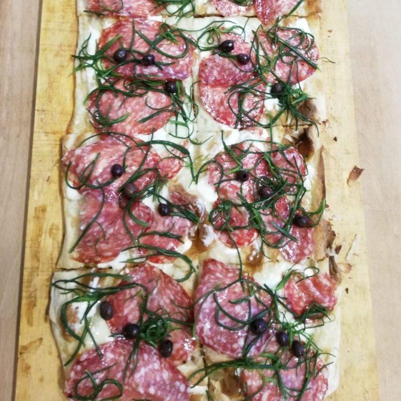 Pizza da asporto San Savino