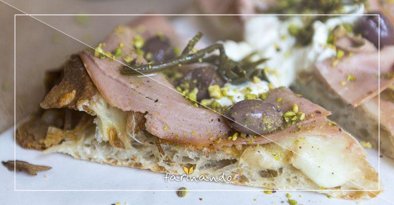 Offerta Stirata Romana Gourmet San Benedetto - Occasione Pizza alla pala Gourmet San Benedetto