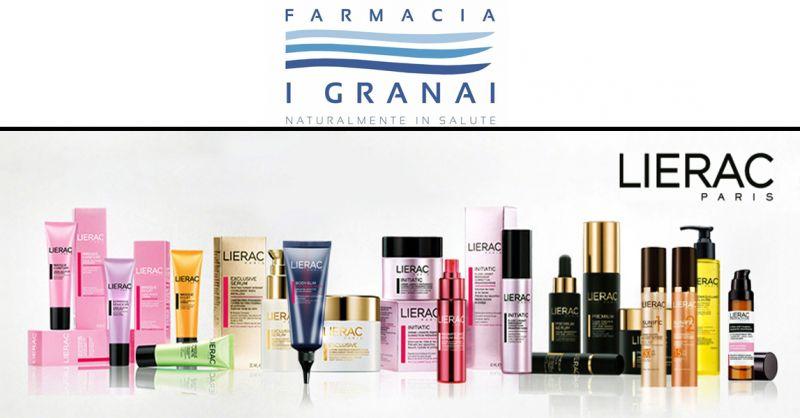 offerta prodotti di bellezza Lierac FARMACIA I GRANAI - occasione crema viso anti age Lierac
