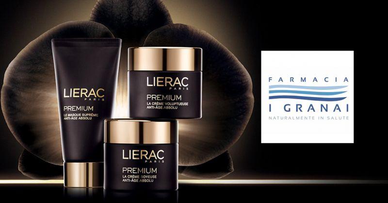 FARMACIA I GRANAI offerta siero rigenerante antietà Lierac - occasione trattamento occhi Lierac
