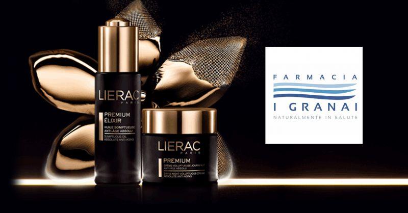 FARMACIA I GRANAI offerta gamma prodotti Lierac antietà - occasione Lierac creme di bellezza
