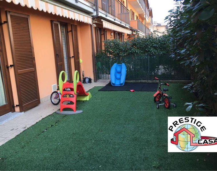 offerta trilocale belforte con giardino recente-promozione appartamento recente con giardino