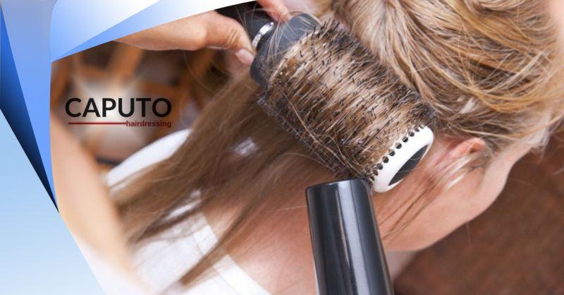Offerta servizio professionale  piega capelli coupon a Lecce - Caputo Hairdressing