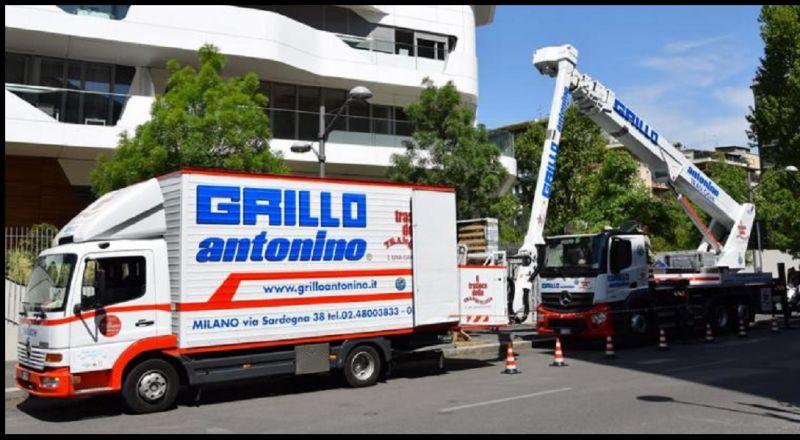 Grillo Traslochi - Förderung kompletter Dienstleistungen für internationale Umzüge ITALIEN