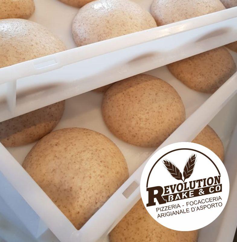 REVOLUTION BAKE e CO offerta pizza con miscela nostrano - promozione pizza impasto iposodico