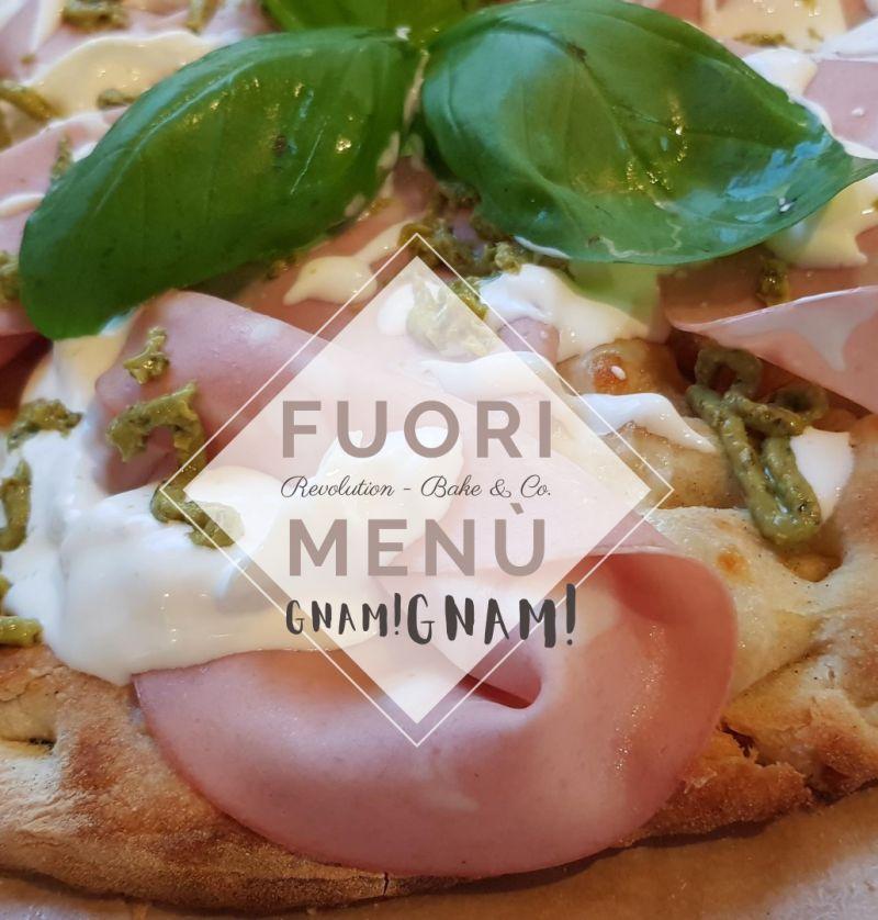REVOLUTION BAKE e CO offerta pizza estiva urgnano – promozione scrocchiarella