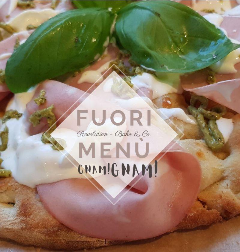 REVOLUTION BAKE e CO offerta pizza takeaway urgnano – promozione scrocchiarella