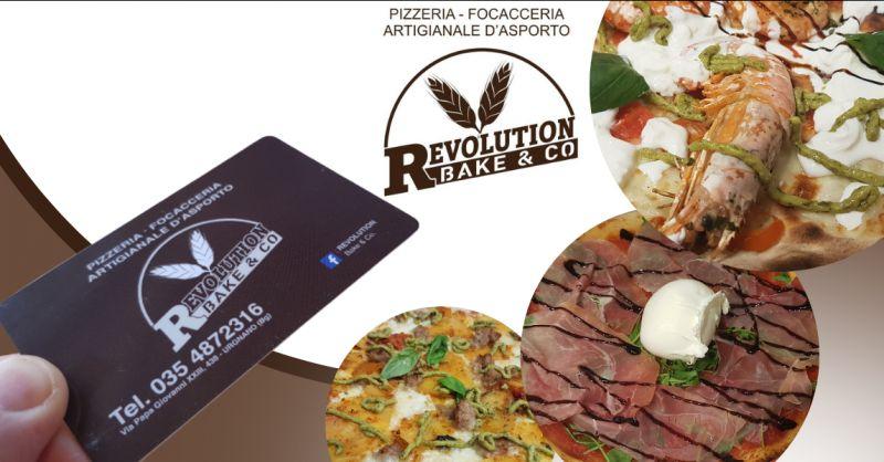 offerta pizzeria gourmet da asporto Urgnano - occasione pizza gourmet Bergamo e provincia