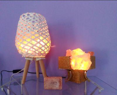 offerta lampada in sale rosa himalayano personalizzata taranto offerta lampada fatta a mano