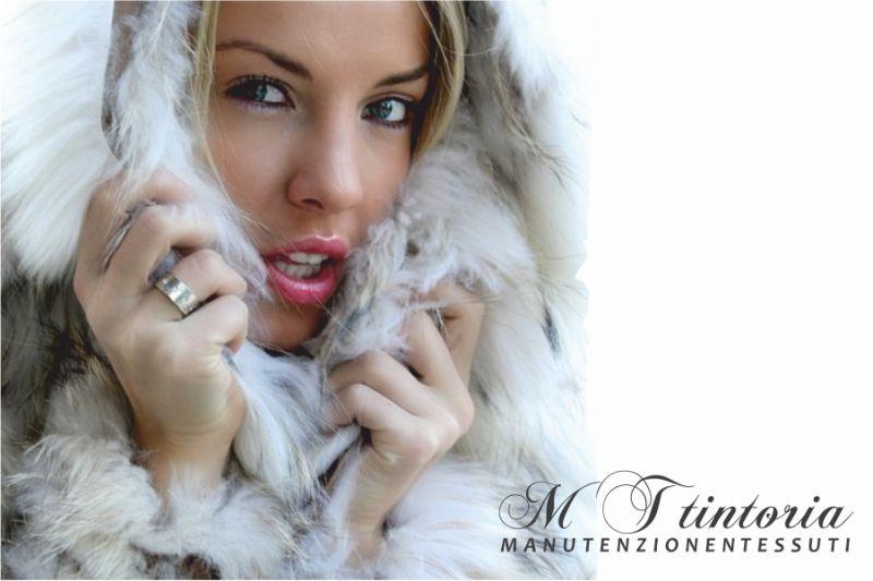 offerta pulizia pellicce promozione sanificazione pellicce cura capi abbigliamento