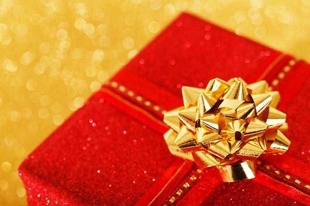 Omaggi e idee regalo per Natale.