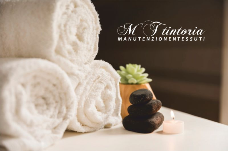 MT TINTORIA offerta lavanderia servizio a domicilio centri estetici - promozione sanificazione