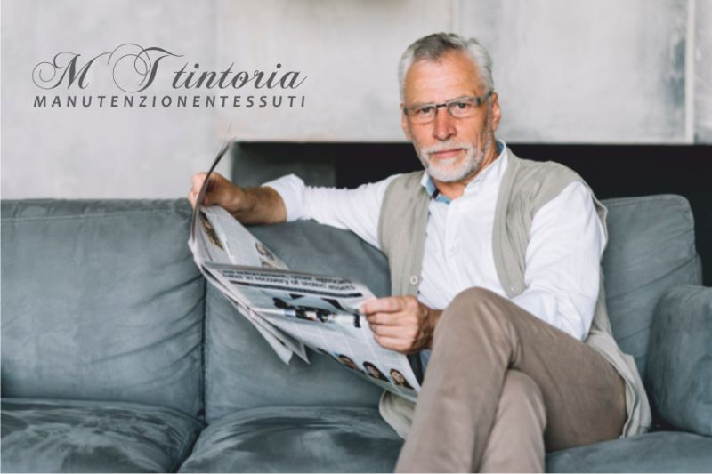 MT TINTORIA offerta lavaggio divano sfoderabile - promozione lavaggio divano non sfoderabile