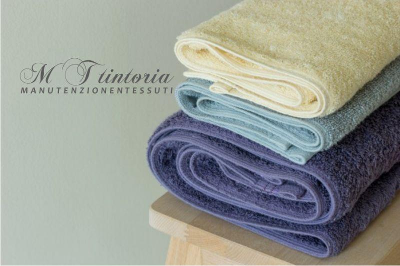 MT TINTORIA offerta lavaggio biancheria al kg - promozione biancheria a peso