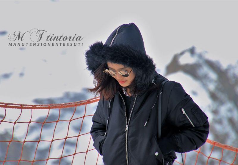 MT TINTORIA offerta lavaggio giacconi - promozione sanificazione giacche invernali