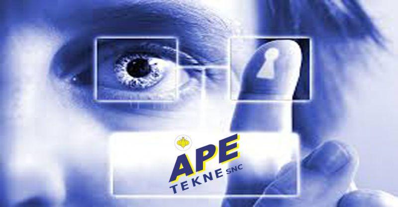 Ape Tekne offerta installazione telecamere per videosorveglianza antirapina Roma
