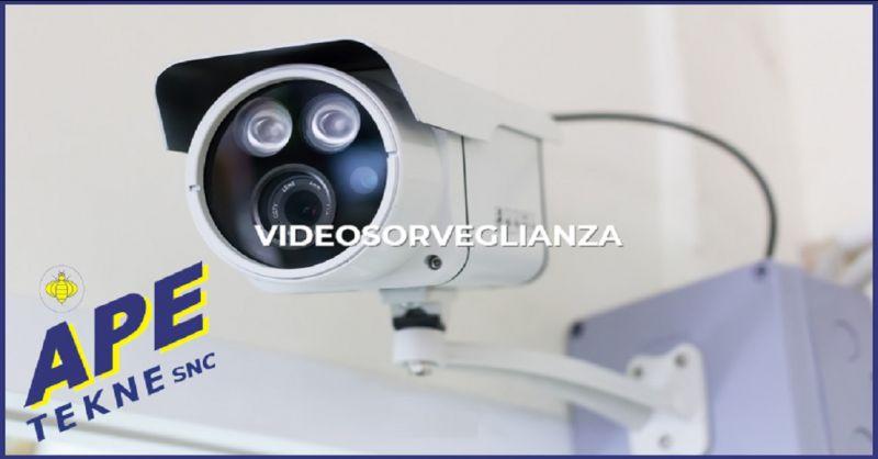 APE TEKNE SNC Offerta realizzazione impianti sistema antifurto per uffici e locali commerciali