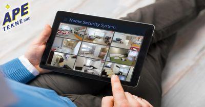 offerta installazione antifurto casa gsm roma occasione sistemi videosorveglianza wireless