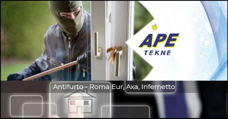 Ape Tekne Offerta installazione allarmi fiumicino - installazione antifurto vicino pomezia