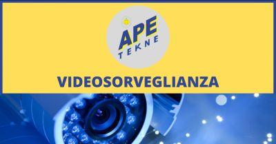 ape tekne offerta negozi videosorveglianza roma occasione videosorveglianza roma vendita