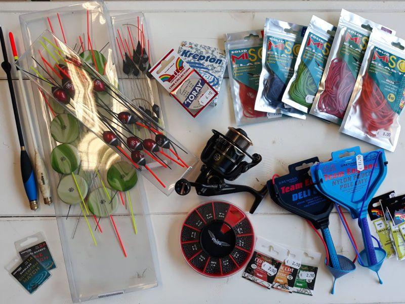 Offerta attrezzatura pesca al colpo occasione attrezzatura pesca spinning bottega del pescatore