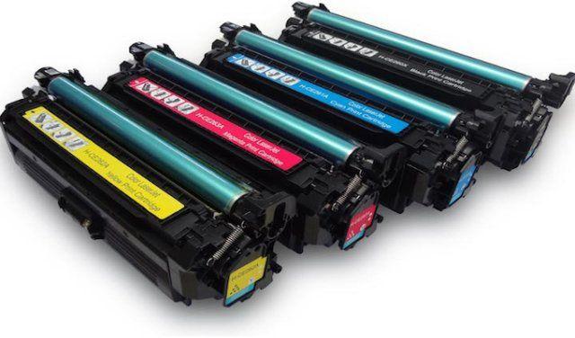 Smaltimento toner fotocopiatrici e consumabili da stampa. Raccolta Lecce e provincia