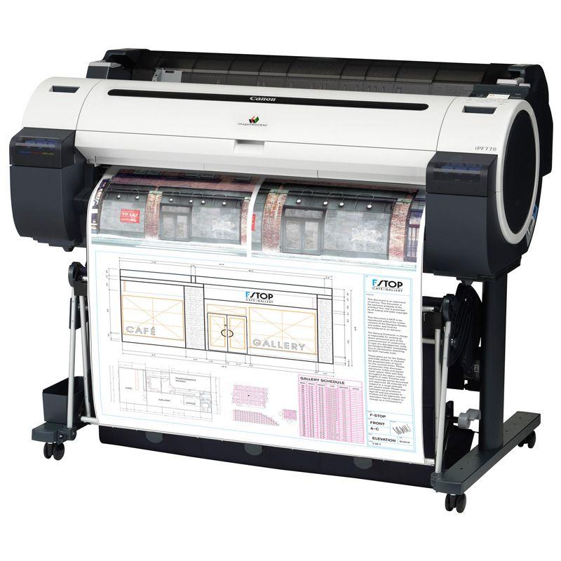 Servizio Plotter, stampe, copie e scansioni di grandi formati.