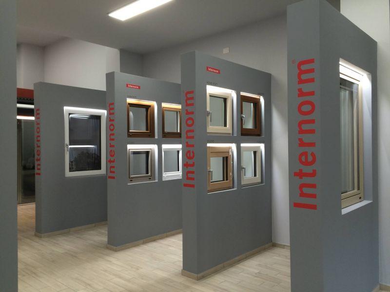 Fornitura e vendita infissi serramenti Sealvetro Imperia