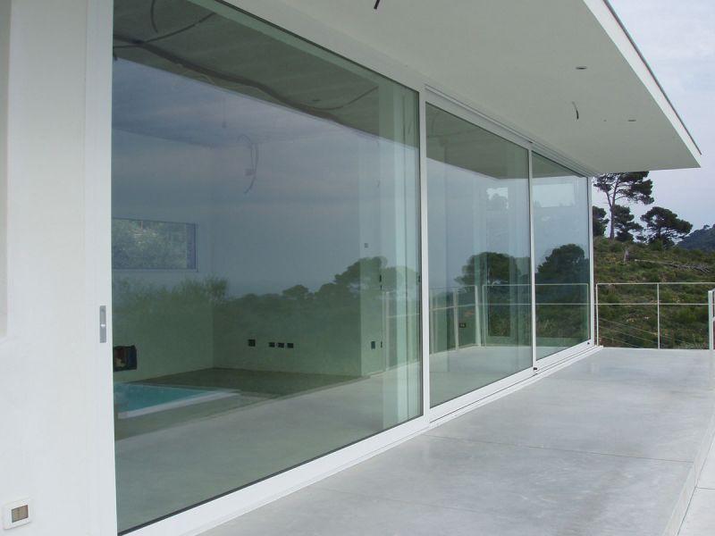 Vendita installazione Serramenti Alluminio Sealvetro Imperia