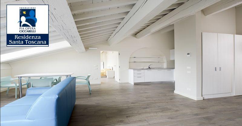 RESIDENZA SANTA TOSCANA offerta residenze per famiglie con portatori di handicap a Verona