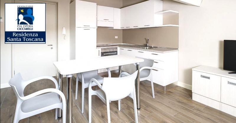 RESIDENZA SANTA TOSCANA offerta residenze per diversamente abili autonomi Verona