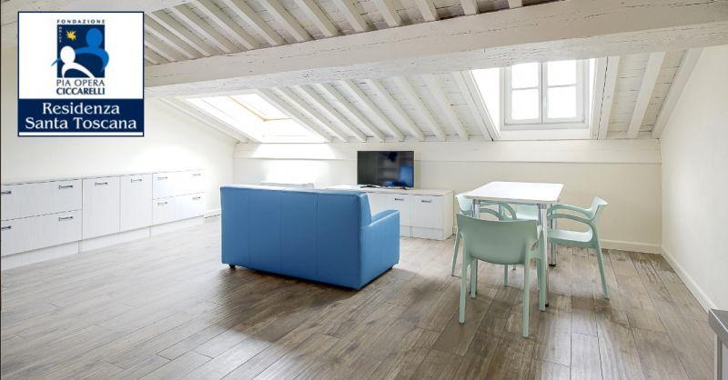 RESIDENZA SANTA TOSCANA offerta appartamenti privati con servizi personalizzati Verona