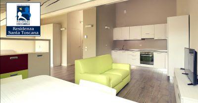 residenza santa toscana offerta appartamenti condivisi per anziani autonomi verona