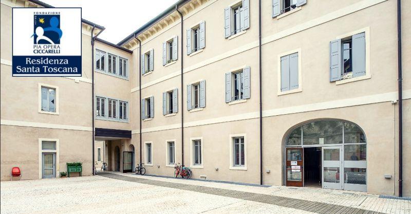 RESIDENZA SANTA TOSCANA - offerta servizio co housing sociale per persone disabili Verona